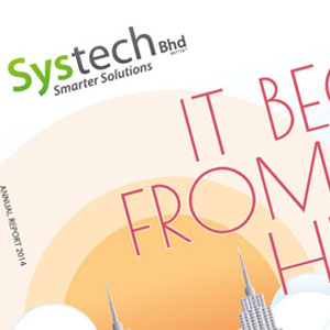 Systech Bhd 2014 Annual Report